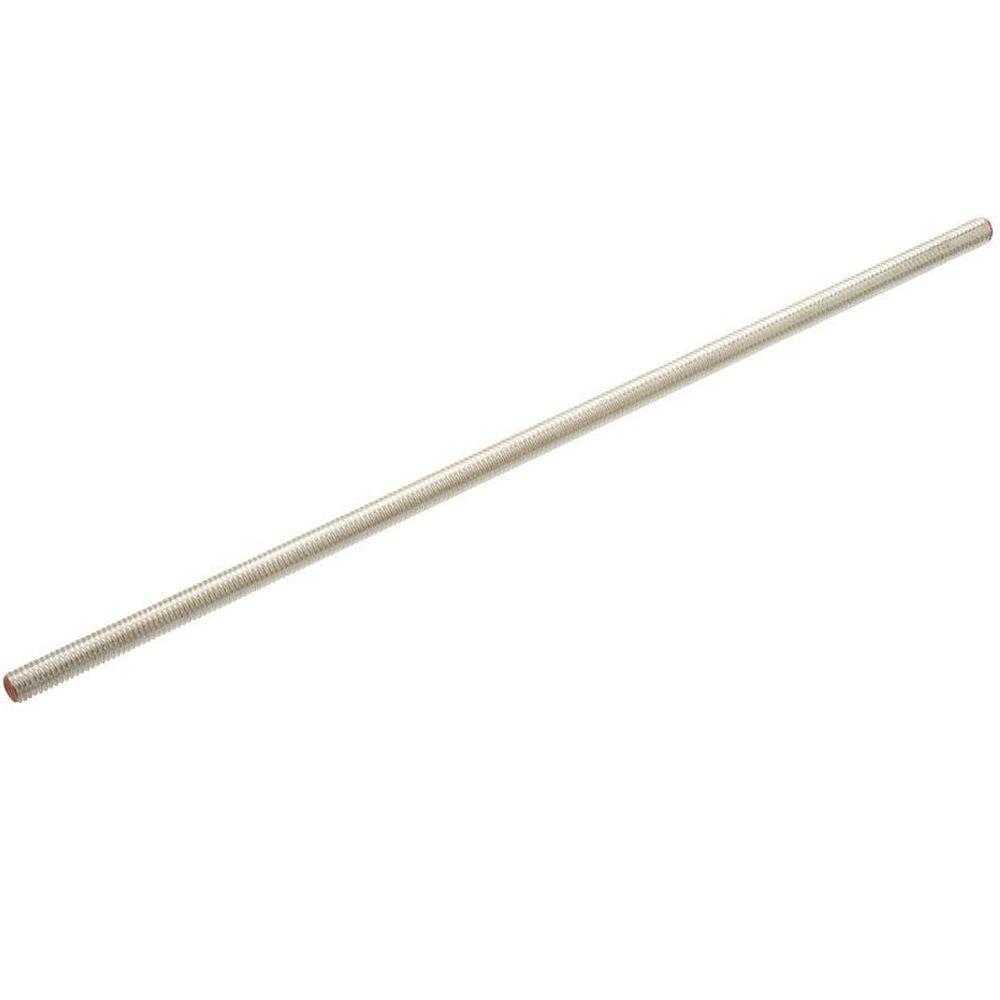 threaded metal rod