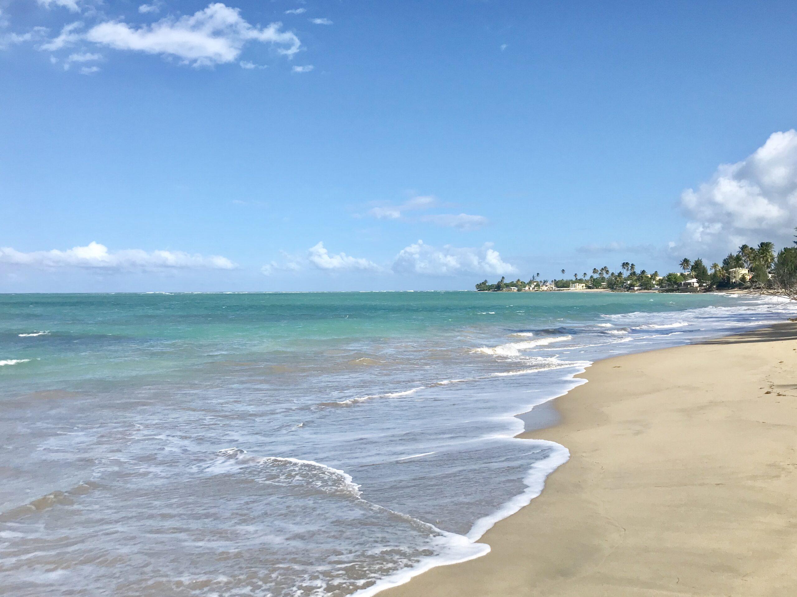 beach in puerto rico